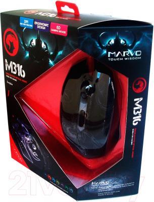 Мышь Marvo M316