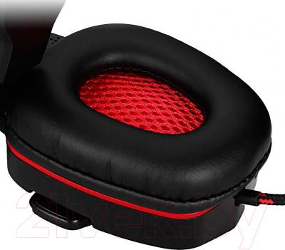 Наушники-гарнитура Marvo H8316 (черный/красный)