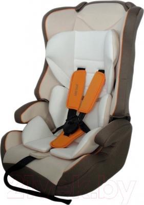 Автокресло Babyhit Log's Seat (бежевый/оранжевый)