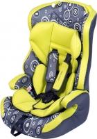 Автокресло Babyhit Log's Seat (лимонный/серый) -