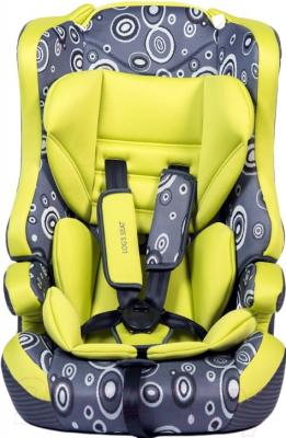 Автокресло Babyhit Log's Seat (лимонный/серый)