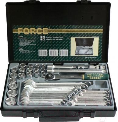 Набор однотипного инструмента Force 4234В+5161