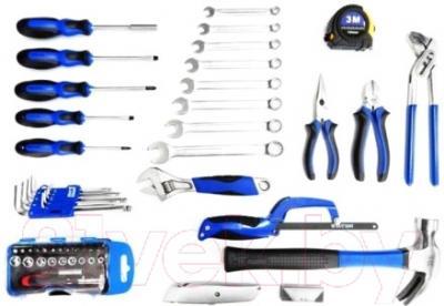 Универсальный набор инструментов Partner PA-5063 (63 предмета)
