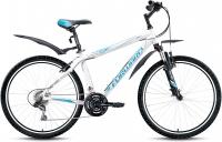 Велосипед Forward Apache 1.0 2016 (15, белый) -