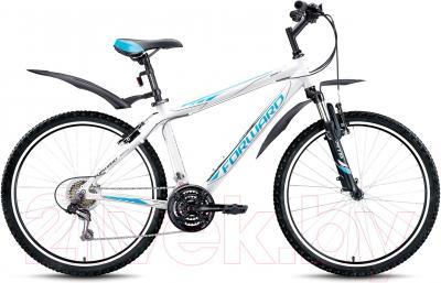 Велосипед Forward Apache 1.0 2016 (17, белый)