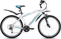 Велосипед Forward Apache 1.0 2016 (19, белый) -