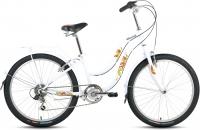 Велосипед Forward Evia 2016 (24, белый) -