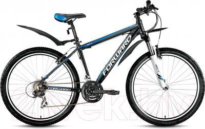 Велосипед Forward Next 1.0 2016 (21, черный)