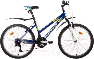 Велосипед Forward Tekota 1.0 2015 (темно-синий)