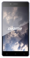 Смартфон Digma Vox S502 (серый) -