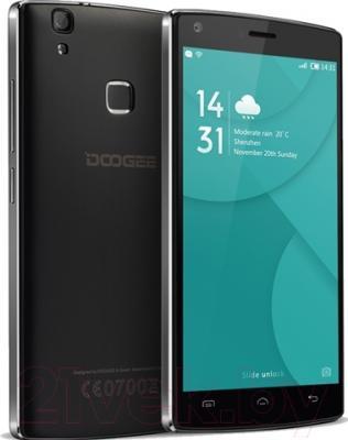 Смартфон Doogee X5 Max (черный)
