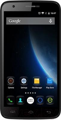 Смартфон Doogee Valencia2 Y100 Plus (черный)