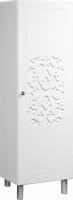 Шкаф-полупенал для ванной Bliss Нежность 1Д 0464.6 -