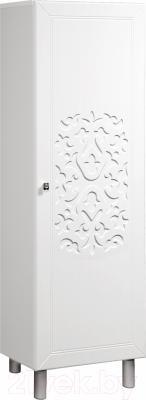 Шкаф-пенал для ванной Bliss Нежность 1Д 0464.6