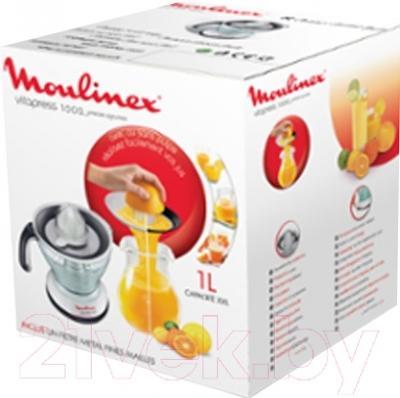 Соковыжималка Moulinex PC302B10