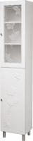 Шкаф-пенал для ванной Bliss Тайна 2Д 0457.3 -