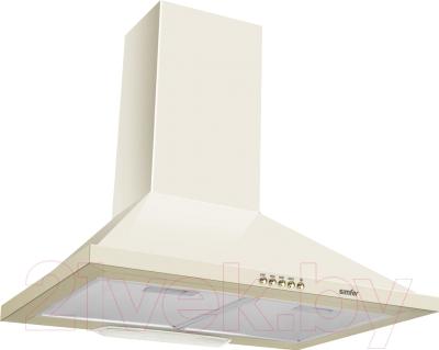 Вытяжка купольная Simfer 8561SM