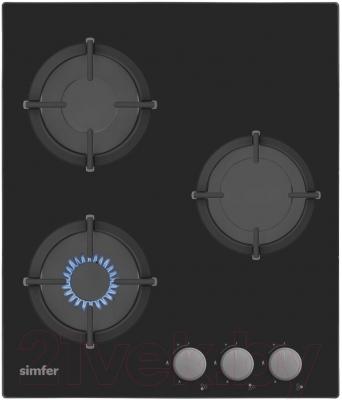 Газовая варочная панель Simfer H45N30B412