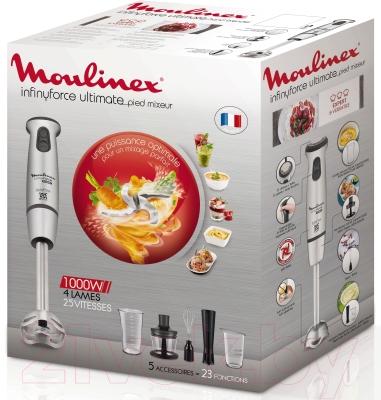 Блендер погружной Moulinex DD876D10