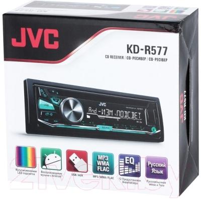 Автомагнитола JVC KD-R577