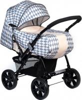 Детская прогулочная коляска Babyhit Country (бежевый) -