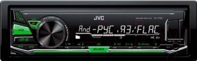 Бездисковая автомагнитола JVC KD-X130
