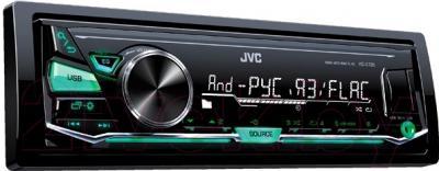 Бездисковая автомагнитола JVC KD-X135