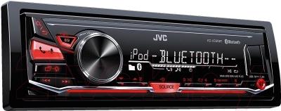 Бездисковая автомагнитола JVC KD-X330BT