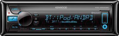 Автомагнитола Kenwood KDC-X5000BT