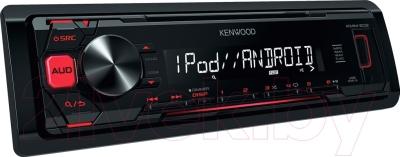 Автомагнитола Kenwood KMM-202