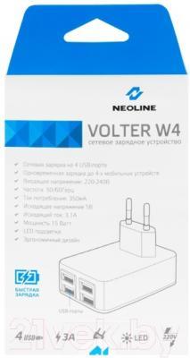 Автомобильное зарядное устройство NeoLine Volter W4
