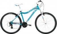 Велосипед Format 7713 26 2016 (S, зеленый матовый) -