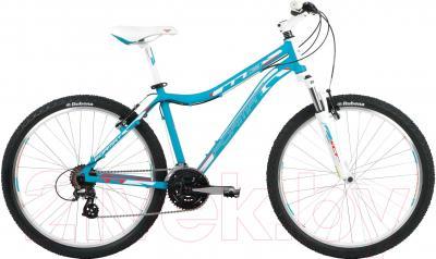 Велосипед Format 7713 26 2016 (S, зеленый матовый)