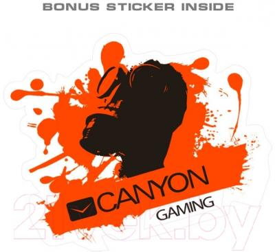 Мышь Canyon CND-SGM3 (черный)