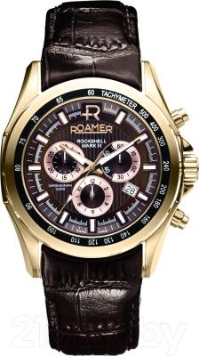 Часы мужские наручные Roamer 220837 49 65 02