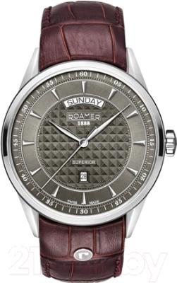 Часы мужские наручные Roamer 508293 41 05 05