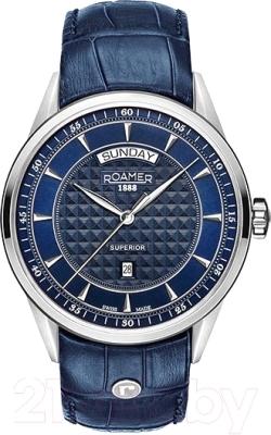 Часы мужские наручные Roamer 508293 49 45 05