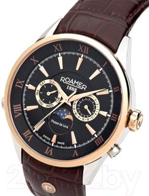 Часы мужские наручные Roamer 508821 49 53 05