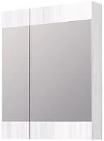 Шкаф с зеркалом для ванной Aqwella Бриг Br.04.06/W -