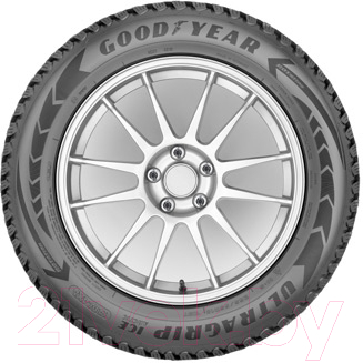 Зимняя шина Goodyear UltraGrip Ice Arctic SUV 215/70R16 100T