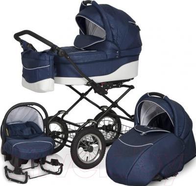Детская универсальная коляска Riko Modus 3 в 1 (06)