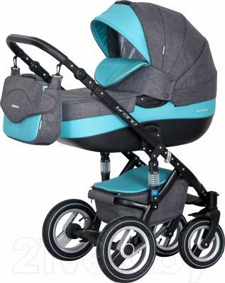 Детская универсальная коляска Riko Brano 3 в 1 (09)