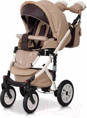 Детская универсальная коляска Riko Brano Ecco 3 в 1 (12)