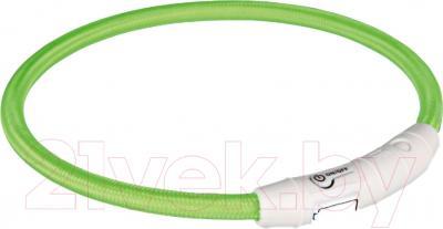Ошейник Trixie 12702 (L-XL, зеленый)