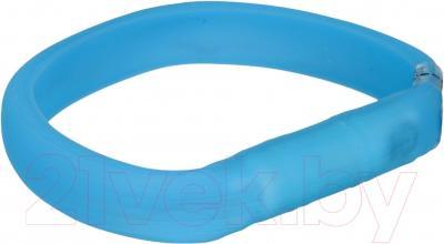 Ошейник Trixie 12680 (XS-S, синий)