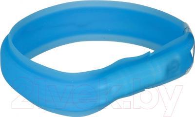 Ошейник Trixie 12670 (XS-S, синий)