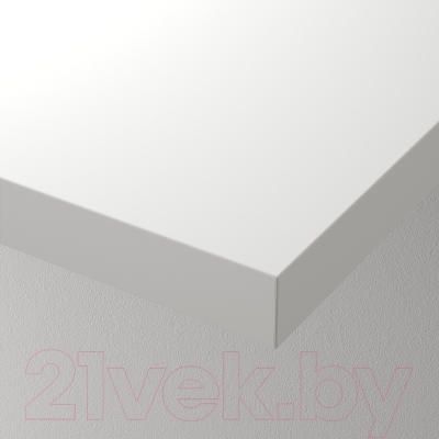 Столешница для стола Ikea Линнмон 602.511.37 120x60 белый