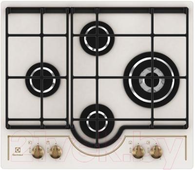 Газовая варочная панель Electrolux GPE363RBV