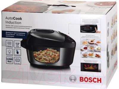 Мультиварка Bosch MUC48B68RU - коробка