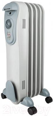 Масляный радиатор Vitek VT-2121 GY